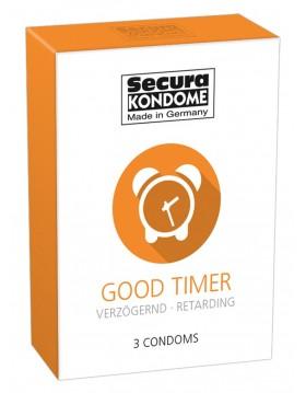 Prezerwatywy-Secura Good Timer3er