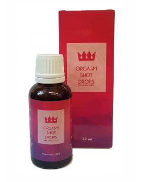 Supl.diety-Orgasm Shot Drops