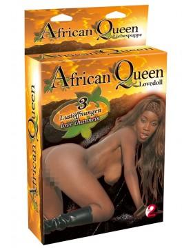 Lalka-African Queen