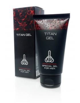 Żel/sprej-Titan GEL 50ml.( ORGINAL )