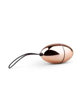 Rosy Gold - New Vibrating Egg