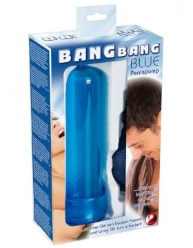 Pompka-5199520000 Bang Bang Blau-Pompka do penisa