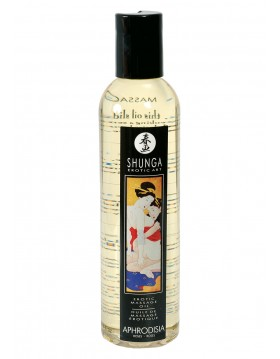 Olejek-SHUNGA MASSAGE OIL APHRODISIA 240ML