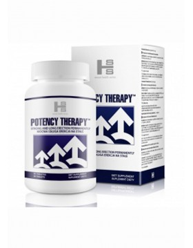 Supl.diety-Potency Therapy 60 tab.