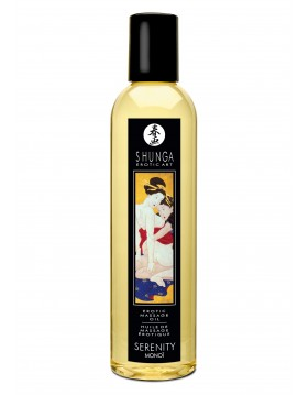 Olejek- SHUNGA MASSAGE OIL SERENITY 240ml