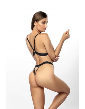 Bielizna - Christine S/M (komplet biustonosz + stringi/set bra + thongs)