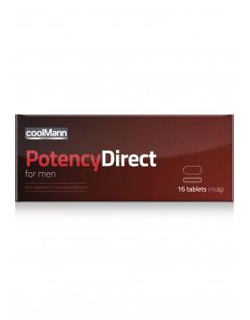 CoolMann Potency Direct 16pcs
