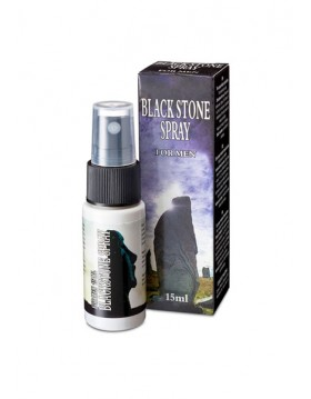 Żel/sprej-Black Stone Spray 15ml