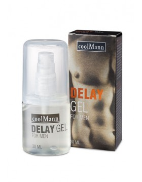 Żel/sprej-CoolMann Delay Gel 30ml