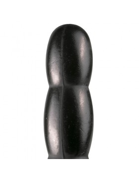 All Black Dildo 31.5 cm - Black