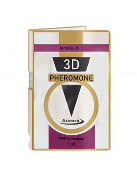 Feromony - 3D PHEROMONE 25 PLUS 1ml