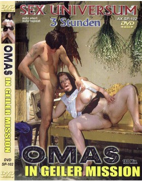 DVD-OMAS IN GEILER MISSION