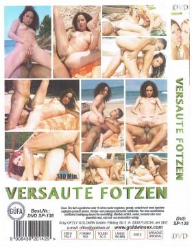 DVD-VERSAUTE FOTZEN