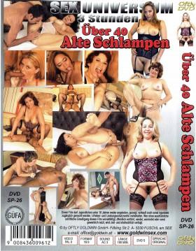 DVD-ALTE SCHLAMPEN
