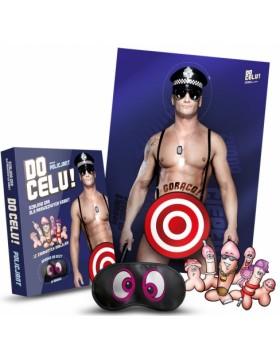 Gry - Do celu! - wersja policjant