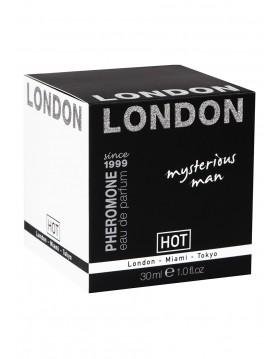 Feromony-HOT PHEROMON PARFUM LONDON MAN 30ML