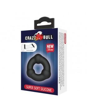 CRAZY BULL - SUPER SOFT RING - SILICONE TRIANGLE