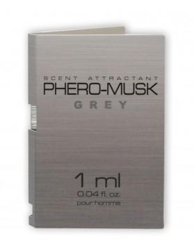 Feromony-PHERO-MUSK GREY 1ml.
