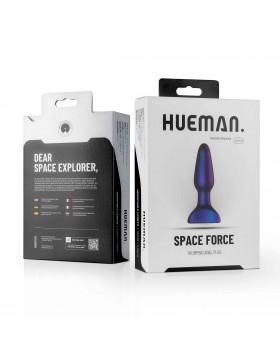 Hueman - Space Force Vibrating Butt