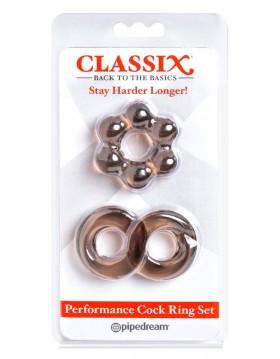 C Performance Cock Ring Set Sm