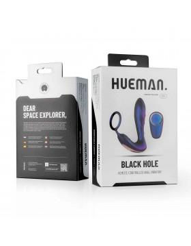 Hueman - Black Hole Anal Vibrator