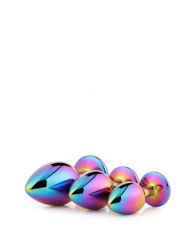 GLEAMING LOVE MULTICOLOUR PLUG SET