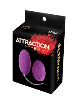 Jajko/wibr-MAI No.64 REMOTE CONTROL EGG PURPLE