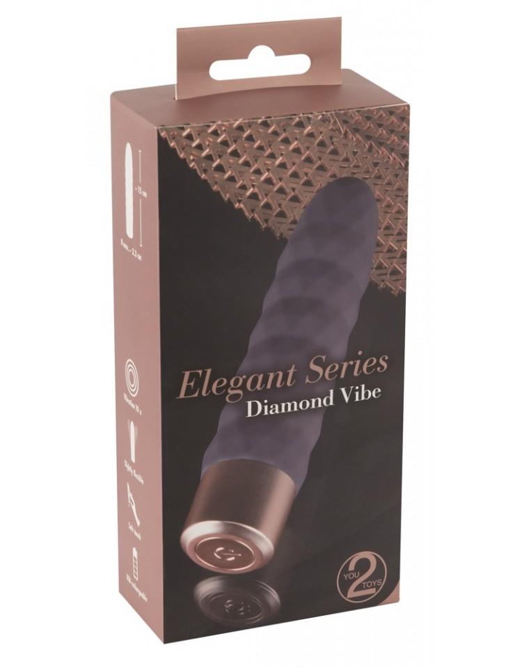 Elegant Vibrator Diamond Vibe