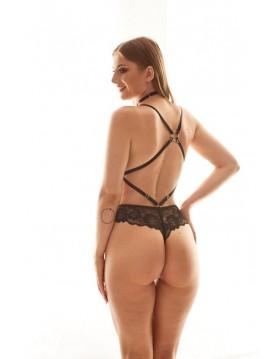 Bielizna - Zalia L/XL black body