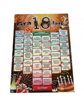Gry-Gra Urodzinowa 18 PROMILI