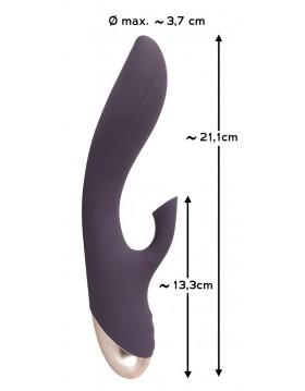 Javida Sucking Vibrator