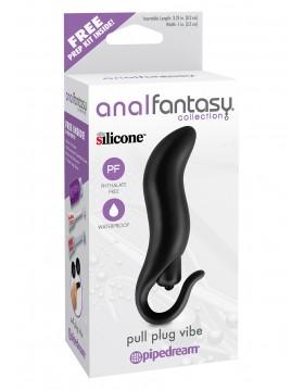 Plug/vibr-PULL PLUG VIBE
