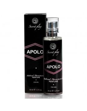 APOLO - NATURAL PHEROMONES - SPRAY PERFUME 50 ML