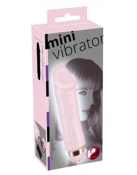 Mini Vibrator Pink