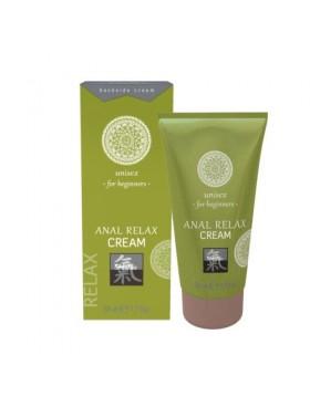 Żel/sprej-Shiatsu Anal Relax Cream 50ml.