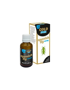 Supl.diety-Spain Fly Men- GOLD strong- 30ml