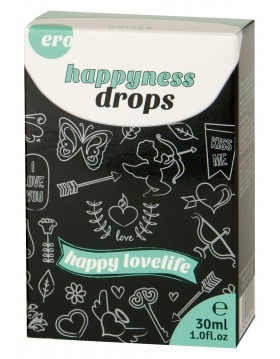Supl.diety-Ero Happyness Drops 30 ml