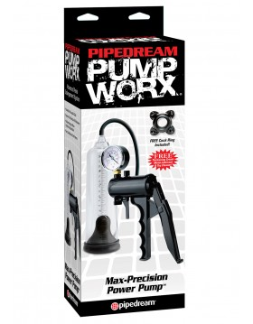 Pompka-PW MAX PRECISION POWER PUMP