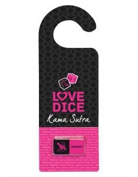 Gry-LOVE DICE KAMA SUTRA NL/DE/EN/FR