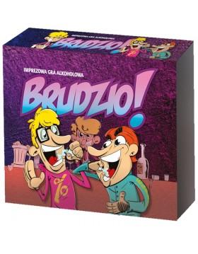 Gry - Brudzio imprezowa gra alkoholowa