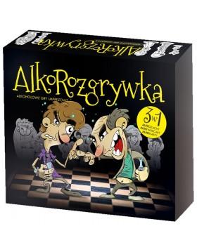 Gry - Alkorozgrywka gra imprezowa
