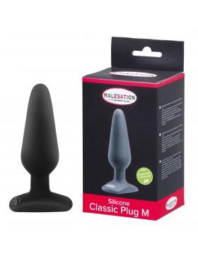 MALESATION Silicone Classic Plug M