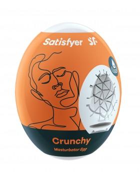 Masturbator Egg Single (Crunchy)