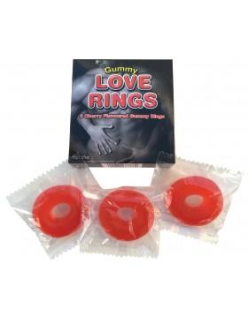 Gummy Love Rings 45g