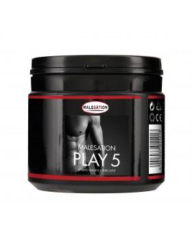 MALESATION Play 5 Hybrid Based Lubricant 500 ml