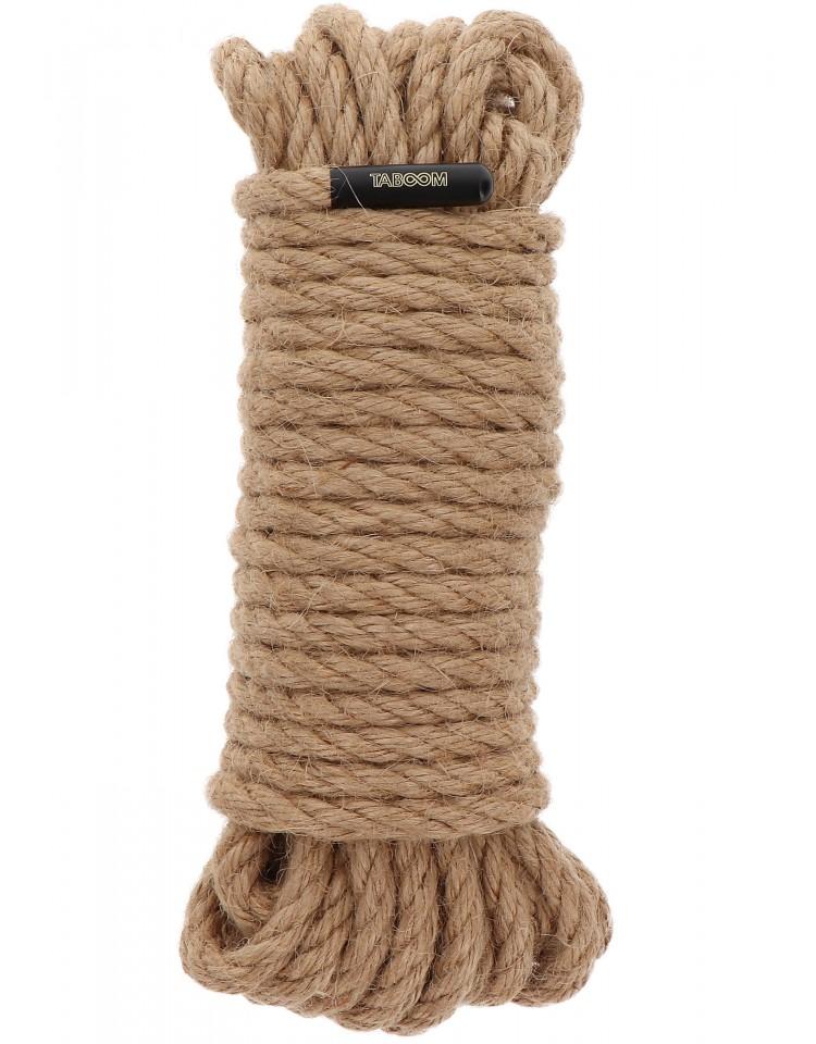 Hemp Rope 10 Meter 7 mm