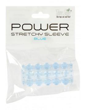 Stymulator-POWER STRETCHY SLEEVE BLUE