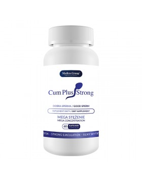 Supl.diety-Cum Plus Strong - 60 caps