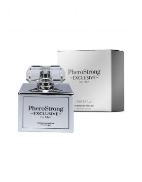 Feromony-PheroStrong Exclusive dla mężczyzn 50 ml
