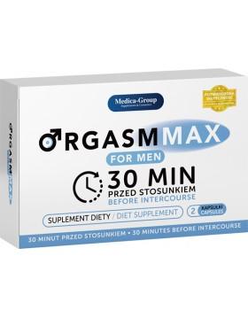 OrgasmMax for Men-2 kapsułki